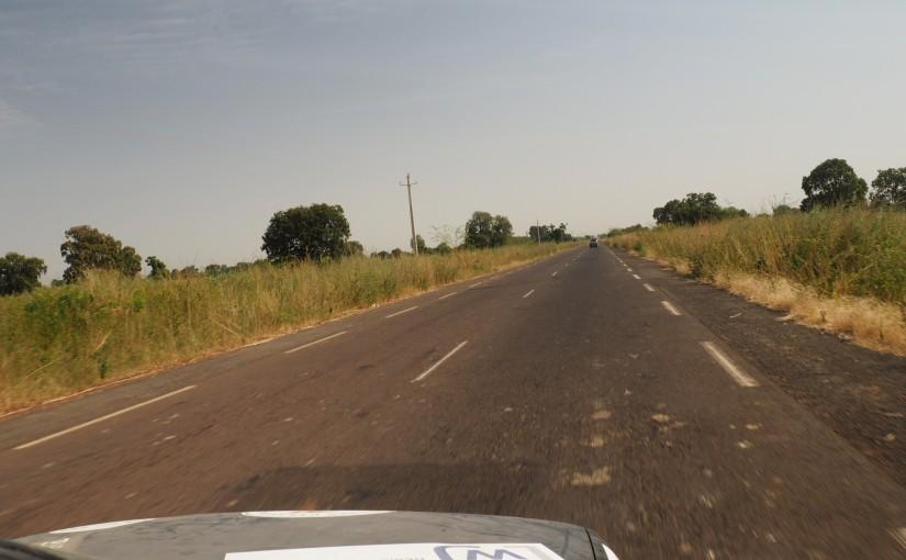 Endspurt: Von St. Louis nach Banjul